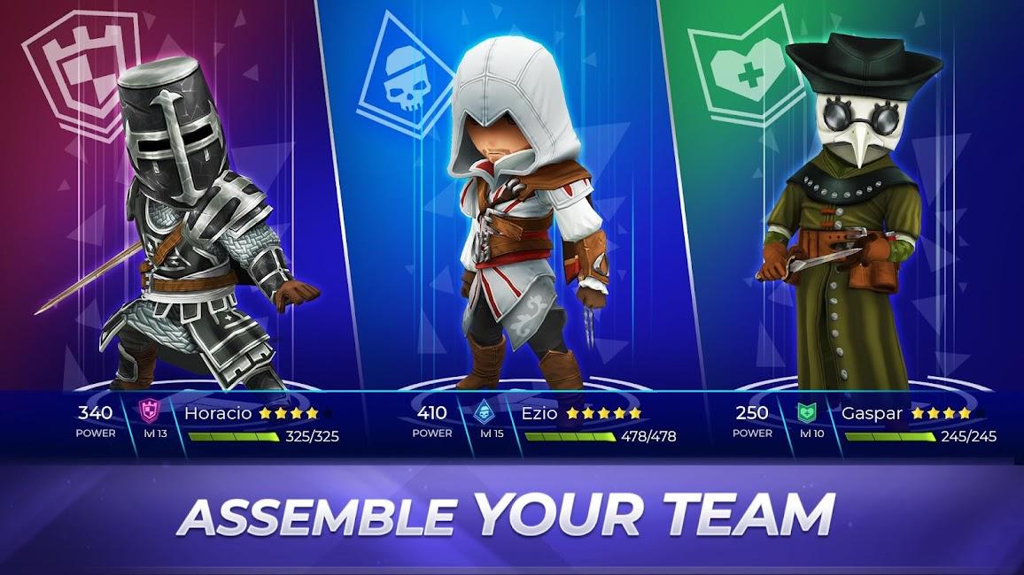 Assassin's Creed Rebellion MOD APK 3.0.1 2