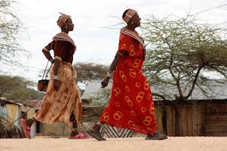Photo: Ragazze della tribu rendile