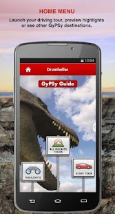 Drumheller GyPSy Driving Tour- screenshot thumbnail
