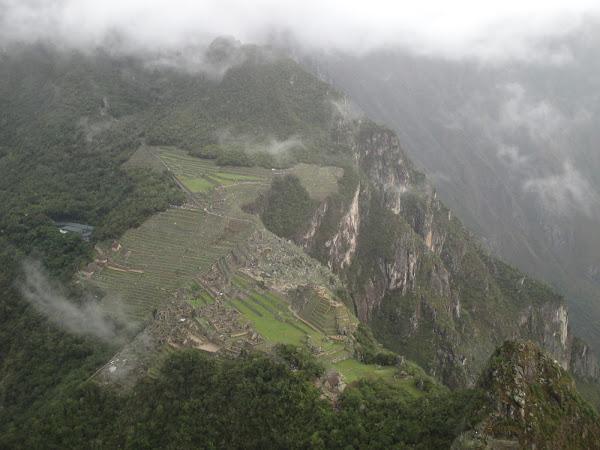 Machu Picchu from Wayna Picchu