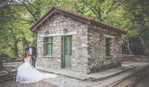 Φωτογράφος γάμου Βόλος(Photo-Synthesis). Φωτογραφία: 29.09.2017