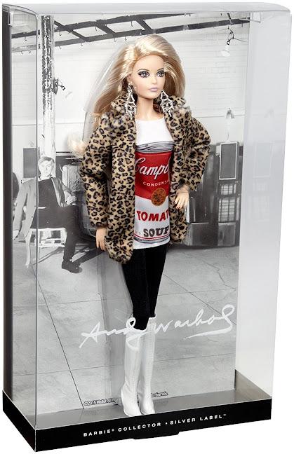 Barbie Andy Warhol II