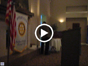 Video: President Wayne Zimmerman presented the Lloyd Larsen Rotarian of the Year Award to Mary Mula on June 20, 2014.