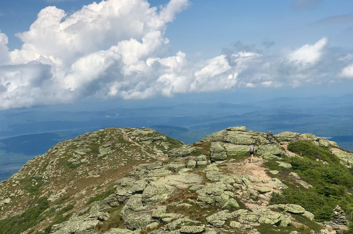 Appalachian Trail by State // Franconia Ridge in New Hampshire - Photo by: Greg Seymour