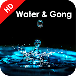 Water Sounds and Gong - Relaxing sounds:meditation 1.2