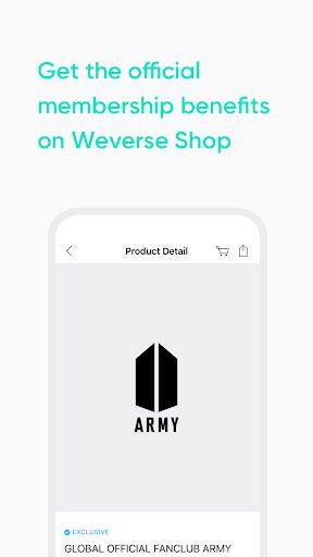 Weverse Shop 1.3.2 screenshots 6
