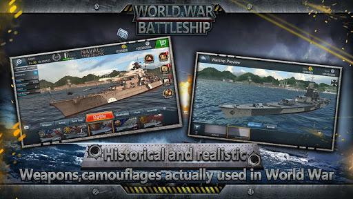 World War:Battleships 2.00.025 screenshots 1