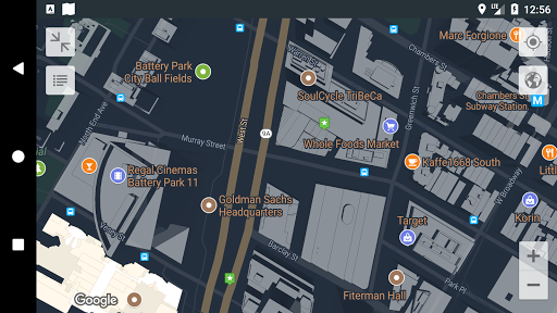 My Location: Maps, Navigation & Travel Directions  screenshots 7