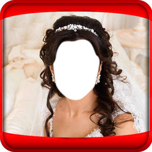 Wedding Hair Photo Montage