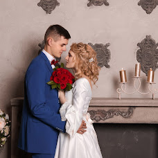 Wedding photographer Viktoriya Stashenko (vzaharova). Photo of 29.01.2017