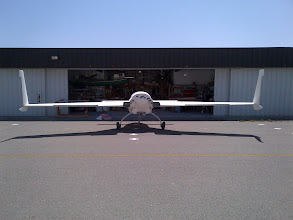 Photo: Need to re-install engine control surfaces.