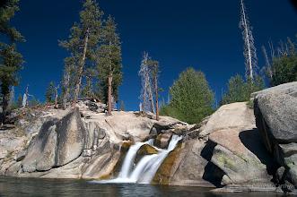 Photo: Lower Rainbow Falls Eastern Sierra Nevada range #waterfallwednesday