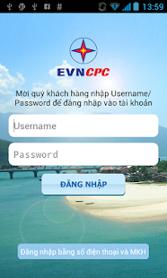 EVNCPC CSKH- screenshot thumbnail