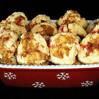 Pineapple Upside Down Cookies.