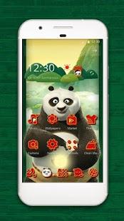 KungFu Panda Mountain Launcher - náhled