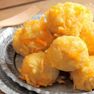 Baked Potato Balls Recipes