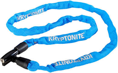 Kryptonite Keeper 411 Chain Lock with Key, 4 x 110cm alternate image 0