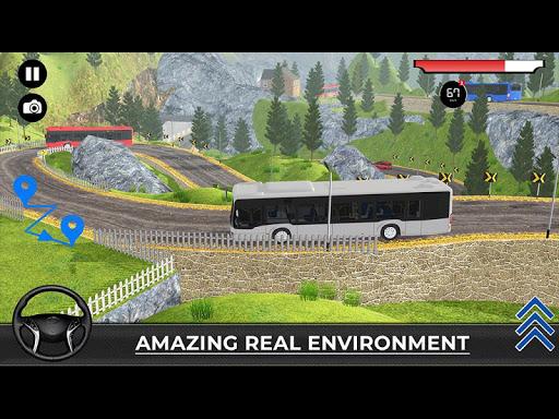 US Offroad Bus Driving Simulator 2018 1.0.1 screenshots 11