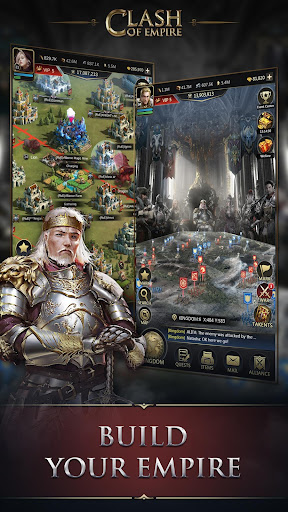Clash of Empire: Epic Strategy War Game android2mod screenshots 5