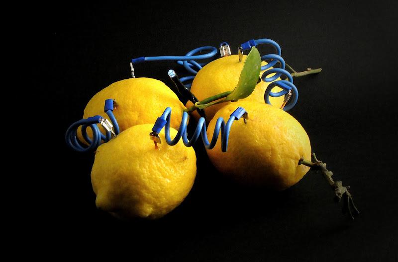 quattro limoni per un led di mousix