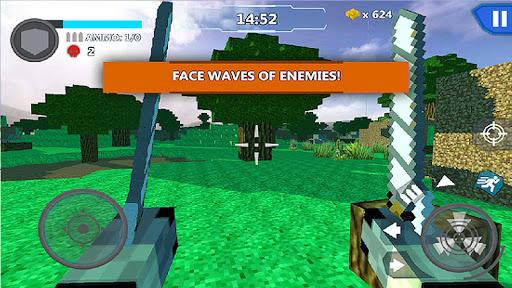 Cube Wars Battle Survival apkdebit screenshots 3