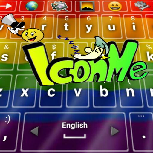 Pride LGBT IconMe Keyboard