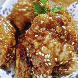 Fried Chicken Korean Style