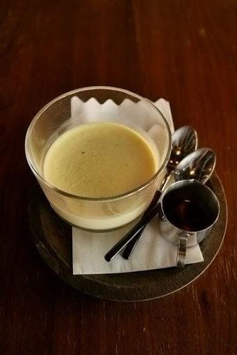 焦糖淋布丁好好吃 咖啡也好喝