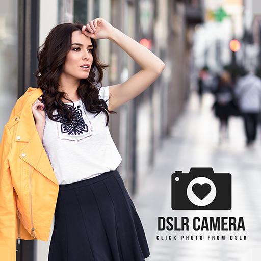 DSLR Camera: HD Camera Photo Effect