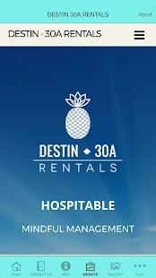 DESTIN 30A RENTALS - náhled