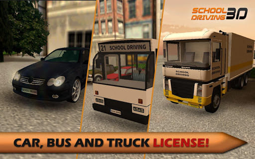 School Driving 3D screenshot 19