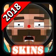 Sniper Shooter Blocky Hitman Skins For Minecraft Apps No Google Play - Skin para minecraft pe hitman