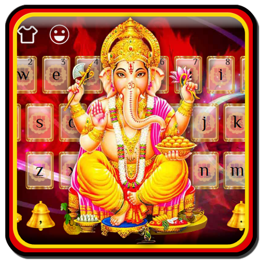 Lord Ganesha Music Keyboard Theme