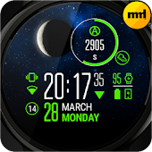 Watch Face Asymmetry Lite