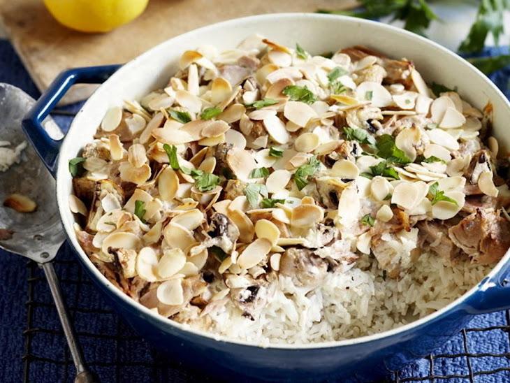 Tuna and Rice Casserole Recipe