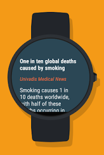 Univadis - Drugs Medical News- screenshot thumbnail