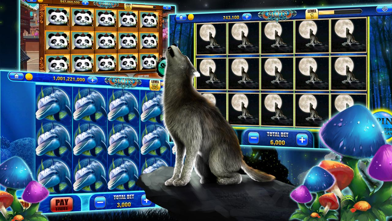 She Wolf Slot Machine - Play for Free & Win for Real