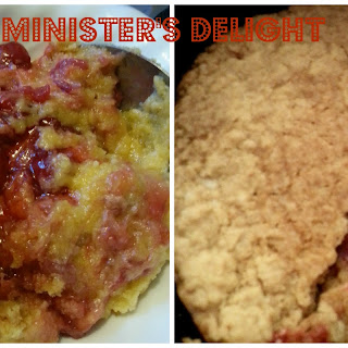 Minister's Delight (Crockpot Dessert).