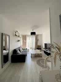 Appartement 3 pièces 56,29 m2