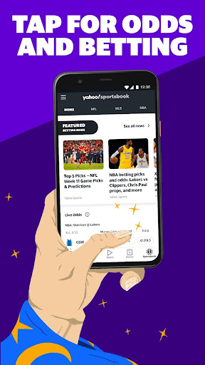 Yahoo Sports: Get live sports news & updates 9.1.2 screenshots 5