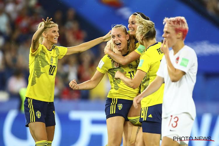 Kleine verrassing? Zweden schakelt Canada uit, doelvrouw Lindahl de held met gestopte strafschop
