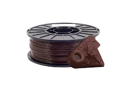 Chocolate Brown PRO Series PLA Filament - 2.85mm (1kg)