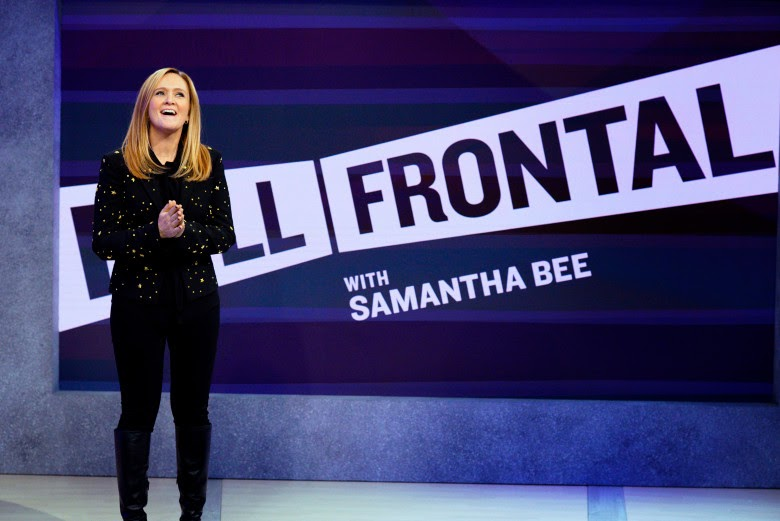 Samantha Bee: model feminist