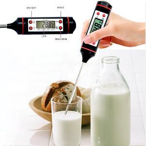 Termometru alimentar de bucatarie BBQ cu display