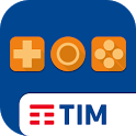 TIM I love games icon