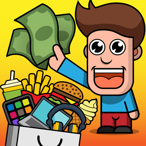Idle Shopping Mall Tycoon Icon