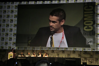 Photo: Friday - Total Recall panel; star Colin Farrell