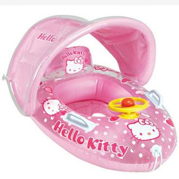 【Hello Kitty座駕水泡】 韓國限定萬人迷Hello Kitty的座駕水泡,附有安全繩,出海必定艷壓全場! (只在韓國內銷) Price: HK$338.00 #beebeegarden #kids #kidswear #korea #hkig #hkiger #smart #hkonlineshop #child #children #fashion #Seoul #madeinkorea #toy #cute #cutie #hellokitty #kitty #airtoy  #童裝 #韓國 #韓國童裝 #BB #韓國代購 #水泡 #韓國卡通 #吉蒂貓