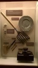 Photo: Corpus Christi Art and Science Museum La Belle La Salle - fishing stick