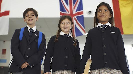 Una nueva etapa llega al colegio británico St. George